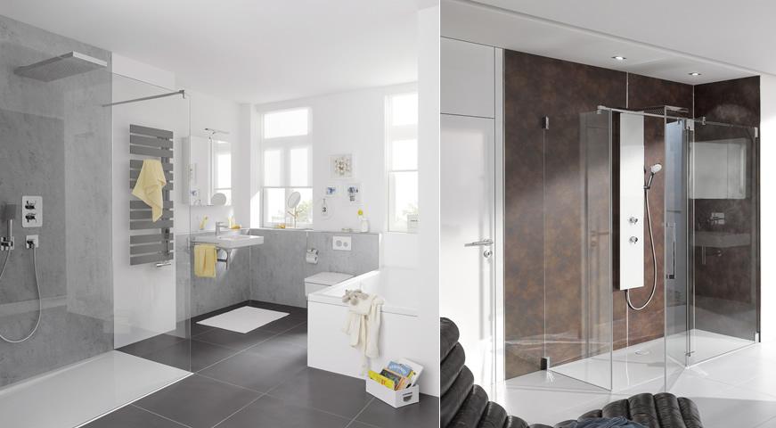 RenoDeco - Kreative Wandgestaltung liegt im Trend. - Sanolux GmbH