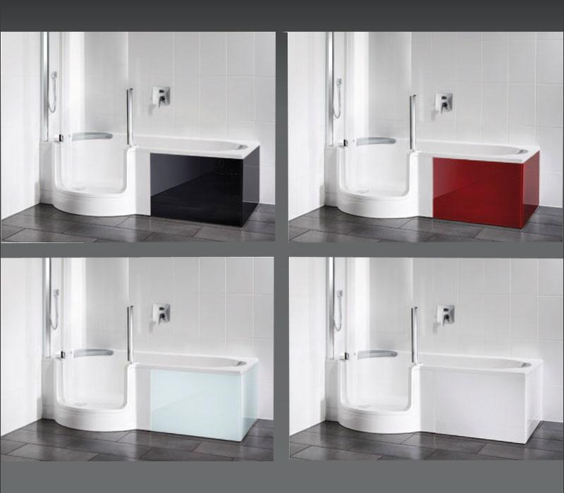Badewannen mit Tür - Duschen in der Badewanne - Sanolux GmbH