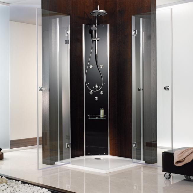 dusche gefliest oder duschwanne. Black Bedroom Furniture Sets. Home Design Ideas